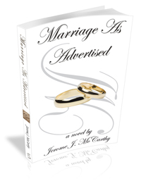 Marriage As Advertised - COVER